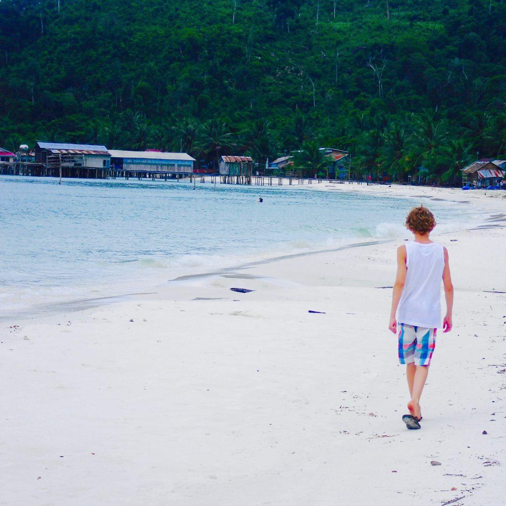 Koh Rong paradijselijk eiland