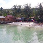 Koh Rong een paradijselijk eiland