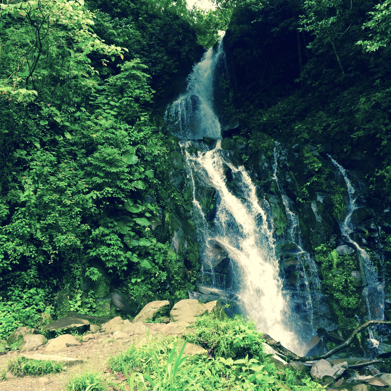 backpack route Panama en Costa Rica