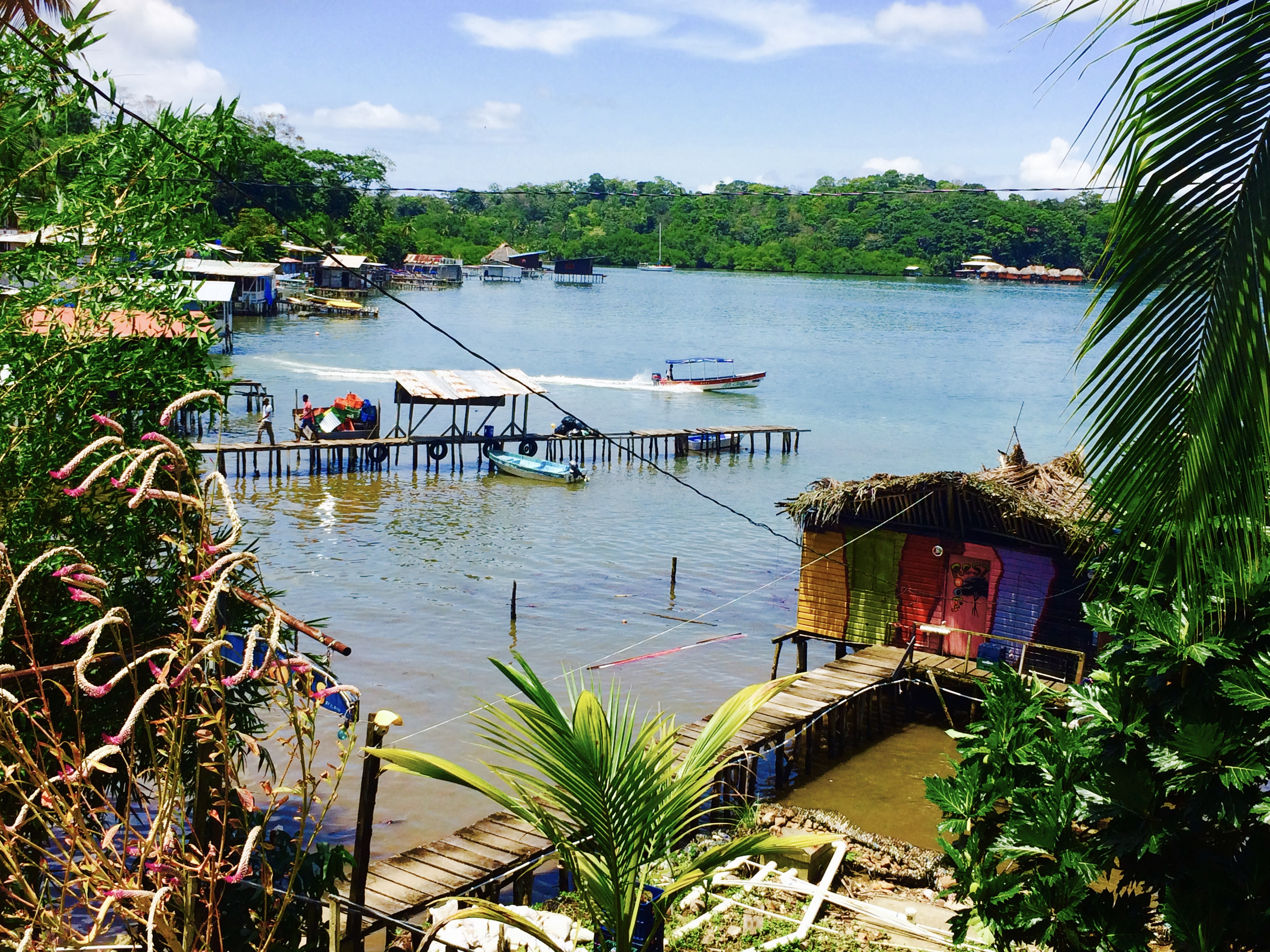 Bocas del Toro, idyllische eilandengroep