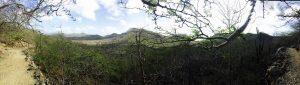 Montana hiking trail Bonaire
