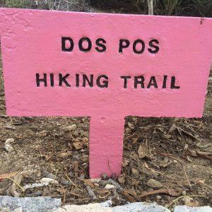 Hiking Bonaire
