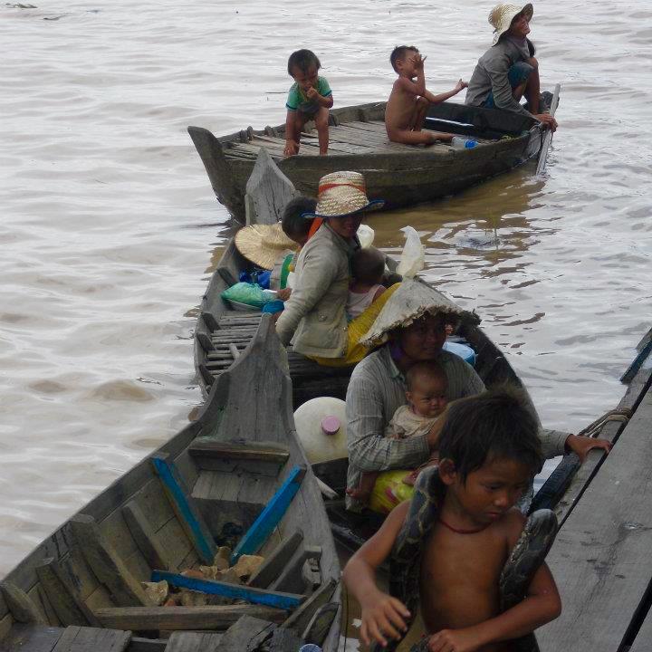 Floating Village Siem Riep