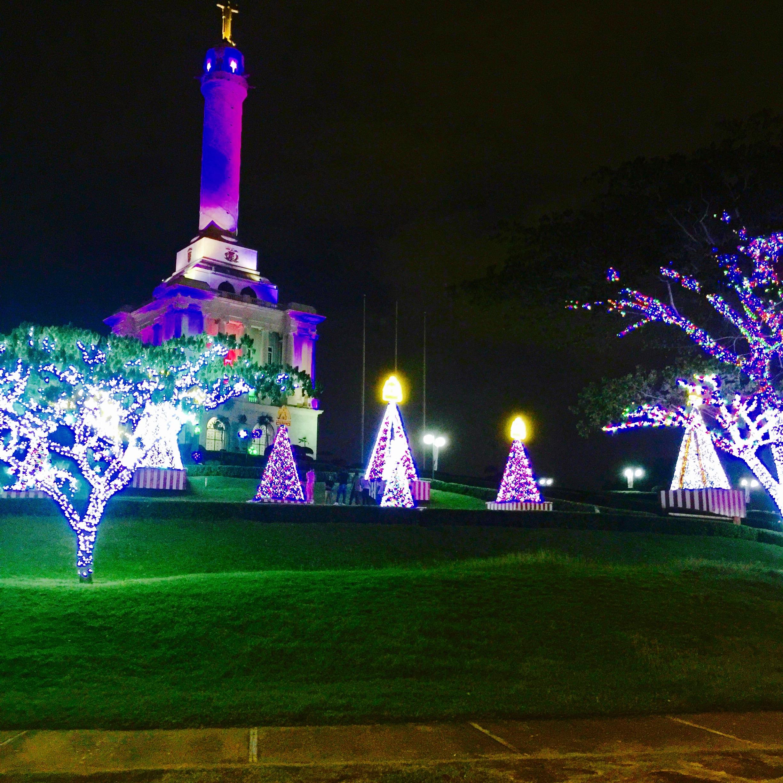 monument in Santiago de los Caballeros