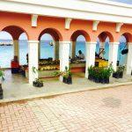 Boodschappen doen op Bonaire