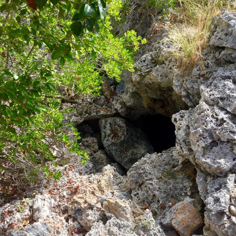 De geheimen van Bonaire: de droge en natte grotten