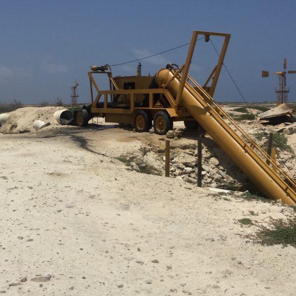 Roadtrip Zuid Bonaire in een foto collage