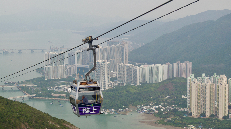 Hongkong twaalf dagen een wereldstad