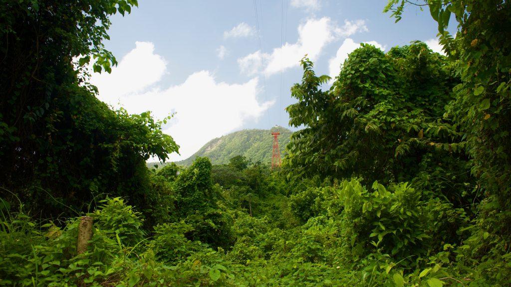 Puerto Plata het beklimmen van Isabel de Torres