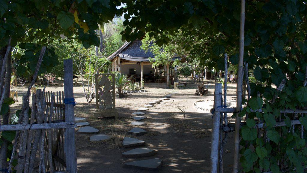 Gili Gede een secret island