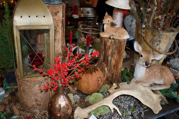 Kerstshoppen in Het Smalste Stukje Nederland