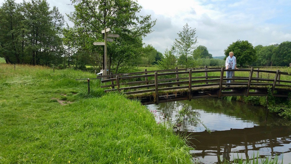 Geul in Zuid-Limburg