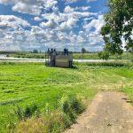 Struinpad Visserweert naar Roosteren