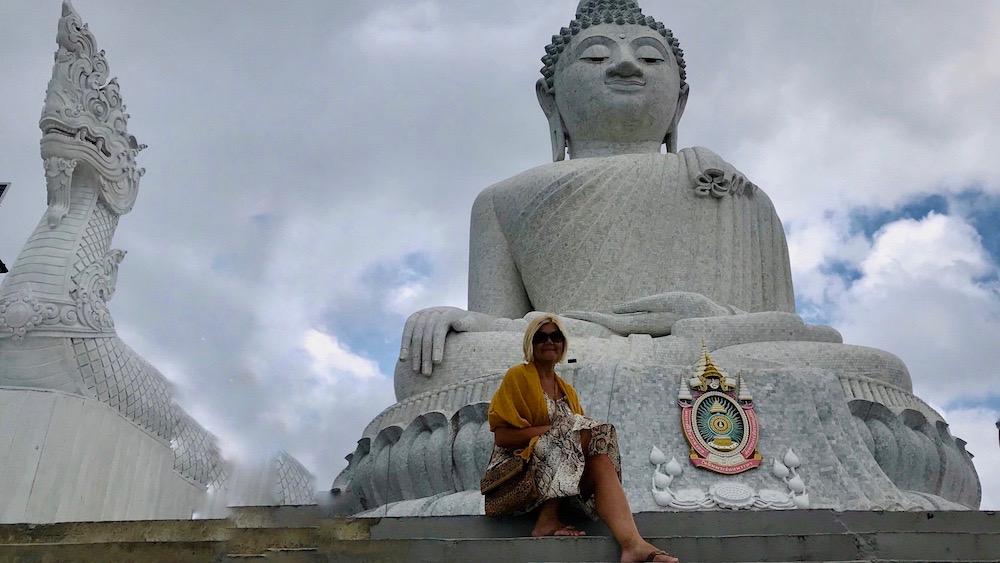 Mijn reisroute Zuid-Thailand