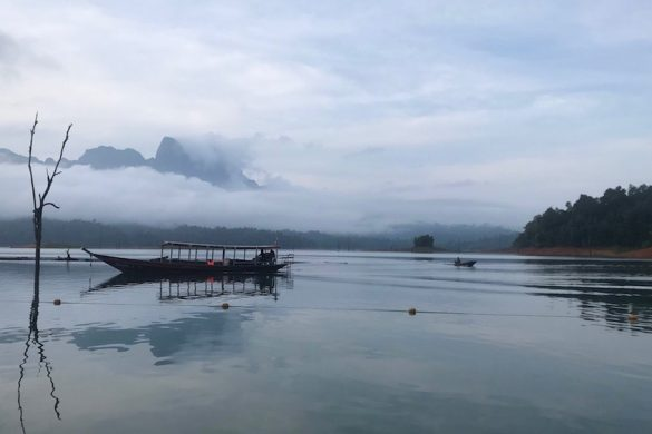 Mijn route Zuid-Thailand