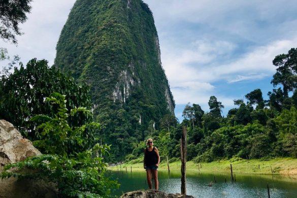 Reisroute Zuid-Thailand