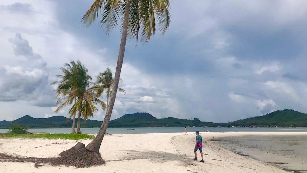Route Zuid-Thailand