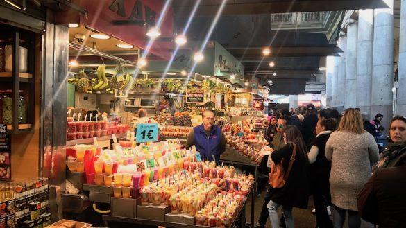 Eten en drinken in Barcelona